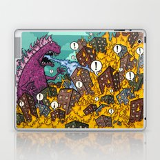 Atomic Fire Attack GO! Laptop & iPad Skin