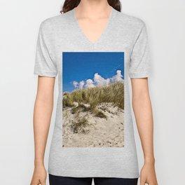 Summer Sand Dune of Denmark Unisex V-Neck