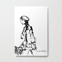 cool sketch 141 Metal Print