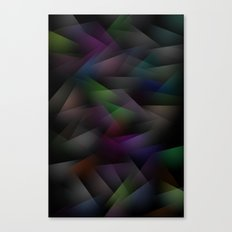 Abstract Geometric Shapes 1 Canvas Print