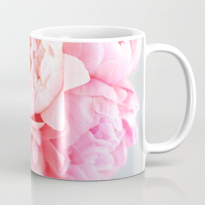 Peonies Forever Coffee Mug