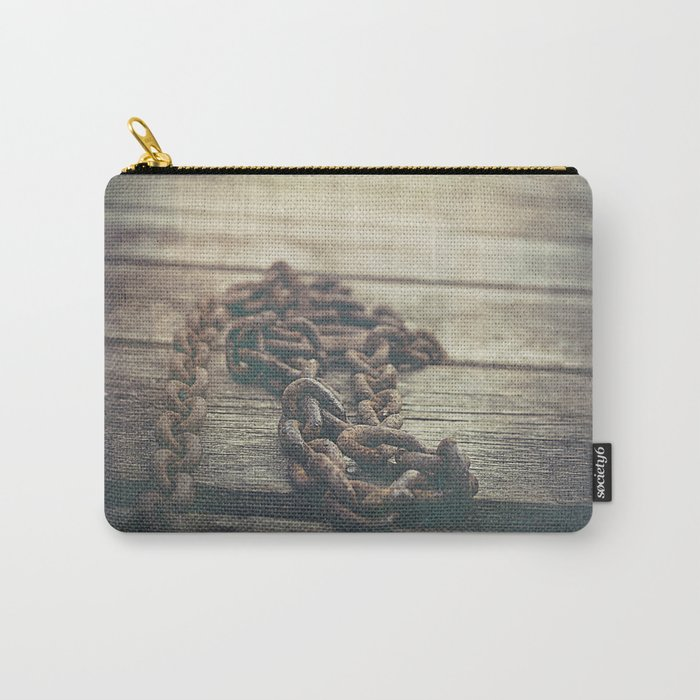 The chained boy Carry-All Pouch
