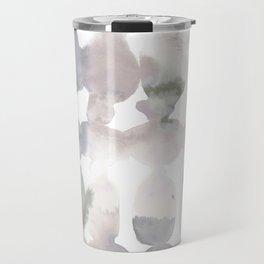 Dye Ovals Muted Travel Mug