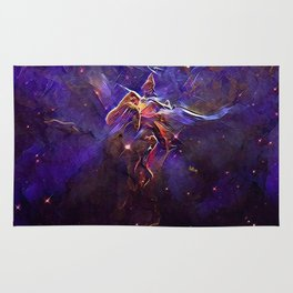 ALTERED Hubble 20th Anniversary Rug