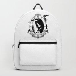 Grim Skeleton Times Backpack