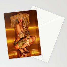 Nicki Print Minaj Money Album FanArt Stationery Cards