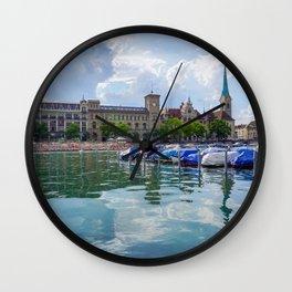 Zurich III Wall Clock