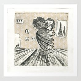 Sage 3 Art Print
