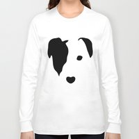 jack russell Long Sleeve T-shirts featuring Jack Russell by Dizzy Moments