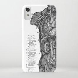 Body Diagram No. 4 iPhone Case