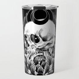 Crysanthemum Travel Mug