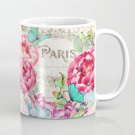 Paris Flower Market II Coffee Mug
