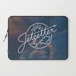 Jetsetter Sky Laptop Sleeve