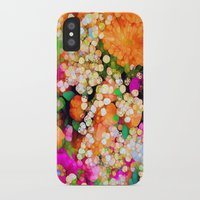 sparkles iPhone & iPod Cases featuring POP-Sparkles by Joke Vermeer