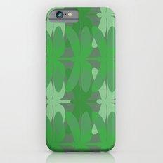 green dragonflies iPhone 6s Slim Case