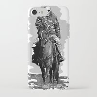 putin iPhone & iPod Cases featuring Putin cool by Valentina