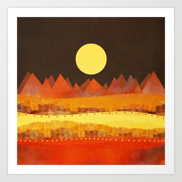 Textures/Abstract 132 Art Print