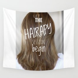 Hairstylist Wall Tapestry