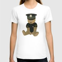 police T-shirts featuring police ted  by bri.buckley