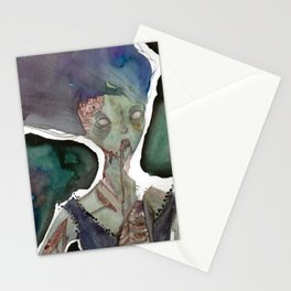 Zombie Bride Stationery Cards
