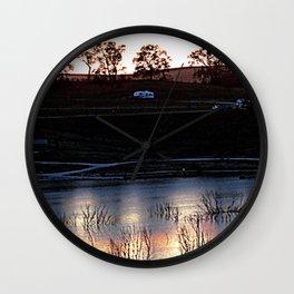 16ne002 Wall Clock