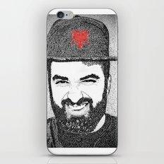 Burri iPhone & iPod Skin