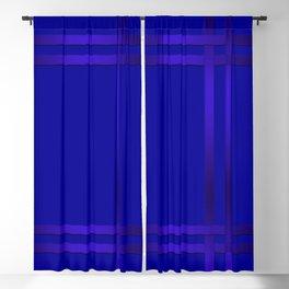 Cobalt blue Blackout Curtain