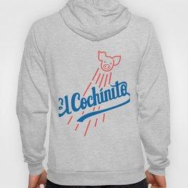 El Cochinito LA logo Hoody
