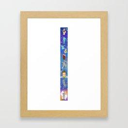 Bishojo Bengoshi Saul Goodman  Framed Art Print