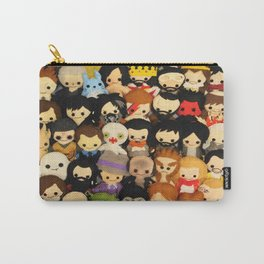 Plushies Plushies Plushies Carry-All Pouch