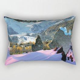 Experiment am Berg 30 Rectangular Pillow