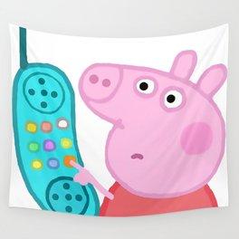 Peppa Pig Hang Up Wall Tapestry