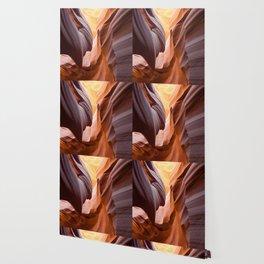 antelope canyon beam Wallpaper