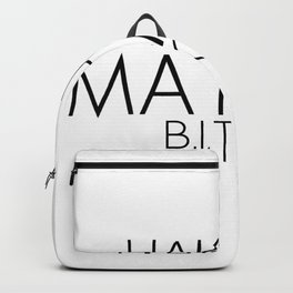 Hakuna Matata Bitch Backpack