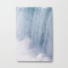 Waterfall Dreams   Landscape Photography   Niagara Falls   Canada   Nature Wild Metal Print