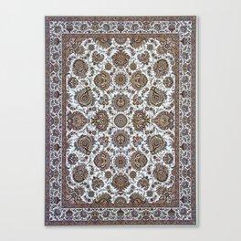 Antique Persian Rug Canvas Print