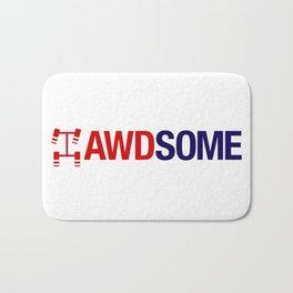 AWDSOME v2 HQvector Bath Mat