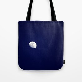 Blue Moon Blue Nights Tote Bag