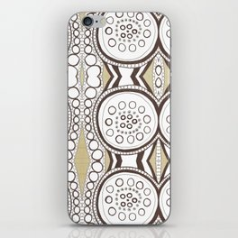 Spin & Spin iPhone Skin