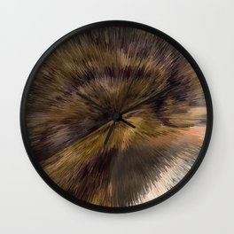 Abstract background 45 Wall Clock