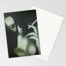 My smoking fetish Stationery Cards