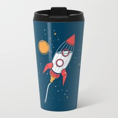 Bottle Rocket to the Milky Way Travel Mug