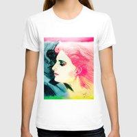 silent T-shirts featuring Silent Love by famenxt