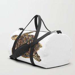 Hawksbill sea turtle (Eretmochelys imbricata) Duffle Bag