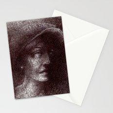 yalnızlık Stationery Cards