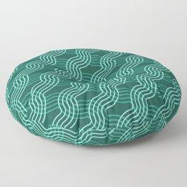 Op Art 55 Floor Pillow