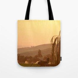 SUNSET OVER EASTERN OREGON Tote Bag