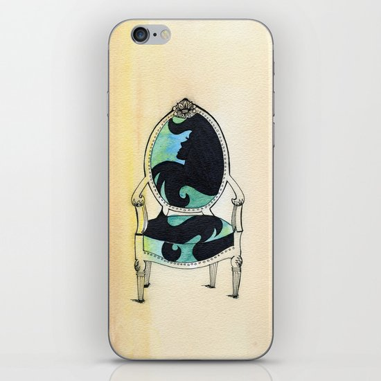 Curieux iPhone & iPod Skin