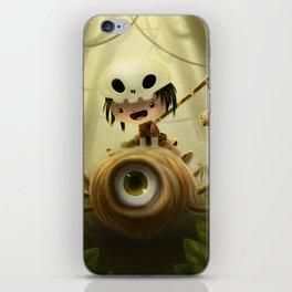 Cyclop Spider iPhone Skin