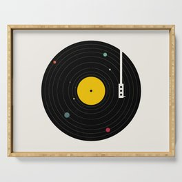 Music, Everywhere Serving Tray